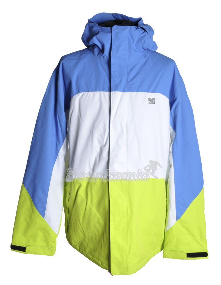 4a05c3689f Pánská bunda DC Amo 13 blue jay Snowboard e-shop