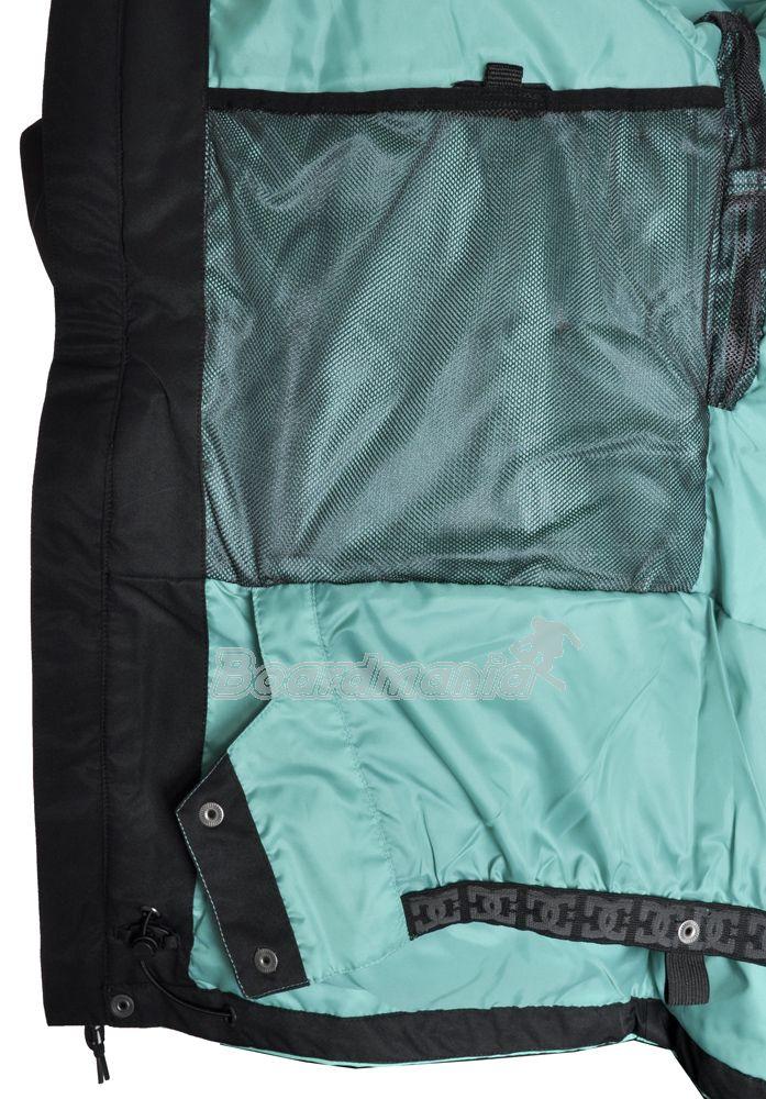 2431f3e230 Pánská bunda DC Amo 13 black shadow Snowboard e-shop