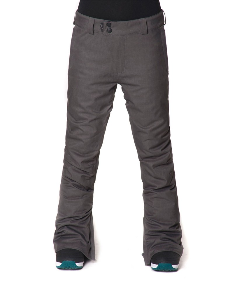 4b51afddf2d4 Dámské snowboardové kalhoty Horsefeathers Serena anthracite ...