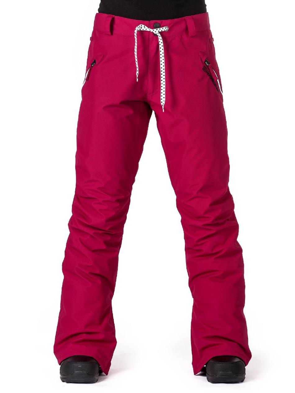 439294422c55 Dámské snowboardové kalhoty Horsefeathers Shirley persian red ...