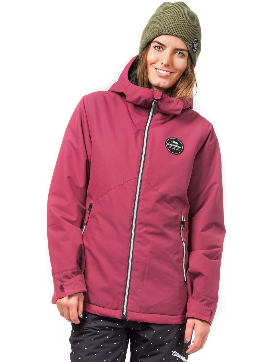 e0fd90a87 Dámská bunda Horsefeathers Judy sangria Snowboard e-shop