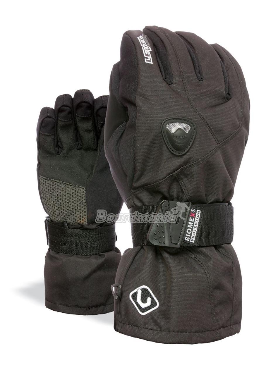 7cbdf2db1e Dětské rukavice Level Fly black Snowboard e-shop