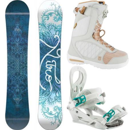 dcdddf044 Snowboard komplet Nitro Mystique Snowboard e-shop