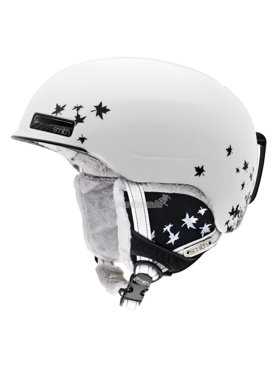 Dámská helma Smith Allure white fallen Snowboard e-shop 6d0810be894